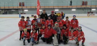 Открытый турнир по хоккею с шайбой, посвященный Дню Победы в Великой Отечественной войне, среди юношей 2011 года рождения